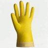 Best Manufacturing Best Master Natural Rubber Gloves, Best Manufacturing 709L-09 Unlined, 16 Mil Large