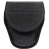 Bianchi 7300 AccuMold Covered Cuff Case - Black, Hidden 18190