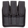 Bianchi 8045 Slimline Triple Magazine Pouch - Black