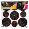 Birchwood Casey Dirty Bird Multi-Color Targets 80 Two Inch and 100 Three Inch 35828