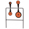 Birchwood Casey Duplex Spinner Target For .22 Rimfire and Airguns 46422