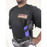 BlackHawk ANGLE DRAW SHOULDER HOLSTER 40SH00BK
