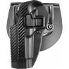 BlackHawk CQC SERPA Holster - Carbon Fiber Finish w/ Beltloop & Paddle