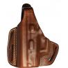 BlackHawk 3 Slot Leather Pancake Holster