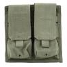 BlackHawk S.T.R.I.K.E. Gen-4 MOLLE System M4 Double Mag Pouch