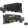 BlackHawk Ammo Cheek Pad-Rifle 5 IVS Black 90CP05BK