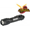 Brite Strike Tactical Blue Dot Rechargeable Flashlight - 3 modes, 340 Lumen max