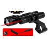 BSA Optics 650nm Tactical Weapon Red Laser Sight w/ Flashlight