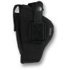 Bulldog Cases Extreme Belt Clip Pistol Holster for Mini Semi Autos w/ light