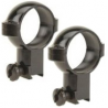 Burris Airgun / Rimfire Signature 1 inch Rifle Scope Mount Rings for .22 grooved receivers