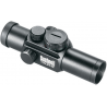 Bushnell Trophy 1x28 Rifle scope Matte 4 Dial-In Electronic - Green Dot for low light, Red Dot sight for bright light 730135