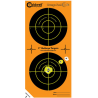 Caldwell Orange Peel 2 and 3in Bulls Eye Targets