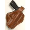 Cebeci Arms Glock Leather Pancake Belt Holster