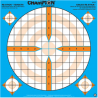 Champion Traps and Targets Re-Stick Adhesive Paper Target - 14.5x14.5in