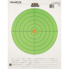 Champion Traps and Targets Fluorescent Orange & Green Bull