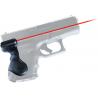 Crimson Trace Lasergrip, Black - Gen 3 Sub-Compact Glock 26/27/28/33/39