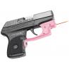Crimson Trace LG431 Laserguard Red Laser Sight for Ruger LCP Handgun