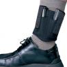 DeSantis Neoprene Ankle Double Magazine Pouch, Amidextrous, Black - 9mm/.40 Cal Mags - N81BJZZZ0