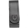 DeSantis Black - Basketweave - Uniform Style Cuff Strap U04BLZZZ0