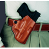 DeSantis Left Hand Black Mini Scabbard Holster 019BB74Z0 - WALTHER PPK, PPK/S