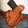 DeSantis Thumb Break Scabbard Holsters - Walther P-Series Handguns, Style 001