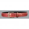 DeSantis Style B09 1 3/4in. Plain Lined Leather Belt
