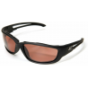 Edge Eyewear Kazbek XL Safety Glasses w/ Gasket