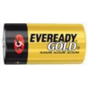 Energizer Eveready Gold C Batteries 1.5 Volts
