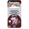 Energizer Hearing Aid Size 312 Batteries 1.4 Volts