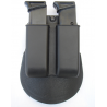 Fobus Double Mag Pouch Single Stack .22 cal 6922P