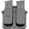 Fobus Double Mag Pouch Single Stack .45 4500BH