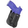 Fobus Evolution E2 Holster - Paddle - S&W M&P, SD 9 & 40 Left Hand SWMPLH