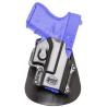 Fobus Standard Belt Right Hand Holsters - Fits Glock 26 / 27 / 33 GL26BH