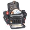 GPS Wild About Hunting 1411MRB Medium Range Bag Lockable Zipper Loop Nylon Black