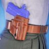 Galco Avenger Belt Holster for Glock 17