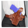 Galco Fletch High Ride Belt Holster for Walther PPK