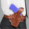 Galco Fletch High Ride Belt Holster for S&W Sw99 .45 Full Size