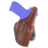 Galco PLE Unlined Left Hand Paddle Holster for Glock 19