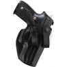 Galco Summer Comt Inside Pant Holster Fits Glock 26 w/CTC Laserguard RH BLK SUM494B