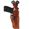 Galco Vertical Ambidextrous Shoulder Holster Component for S&W L Fr 686 4