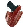 Gould & Goodrich 803 Three Slot Pancake Concealment Holster