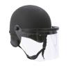 Hatch Fiberglass Riot Helmet Half Shell w/ Brim and 3mm Face Shield