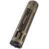 InForce 6VX Tactical Flashlight w/ 200 Lumens, MOLLE Attachment