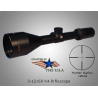 Kruger Optical 3-12x50mm K4 Waterproof Riflescope w/ Hunter Duplex Reticle 63301