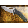Lansky Sharpeners Responder Quick Action 3.5in. 440C Stainless Blade Knife