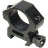 Leapers Accushot Weaver Style 1in Low Profile See-Thru Rings w/ 2 Top Screws RGWM-25L2