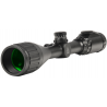 Leapers UTG 1 in. 3-9X50 AO True Hunter IE Scope with Zero Locking-Reset WE, Rings and Sunshade