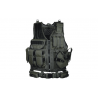 Leapers Deluxe Tactical Vest with Quick Draw Holster, Pouch and Belt