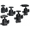 Manfrotto Ball Heads (Micro, Mini, Compact and Midi)