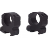 Millett 1in. Tactical Riflescope Rings w/ 4 Cap Clamp Screws